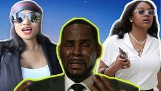Joycelyn Savage Responds 2️⃣ Azriel Clary About R Kelly After She Bonds Out