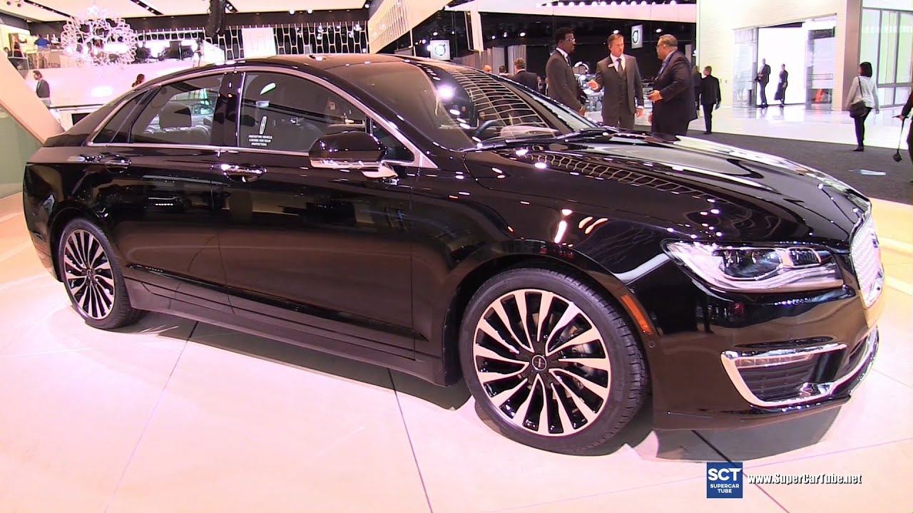 2016 lincoln mkz 2 0h exterior and interior walkaround. Black Bedroom Furniture Sets. Home Design Ideas