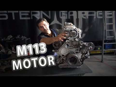 Stern Garage - M113 AMG Evo & Kompressor
