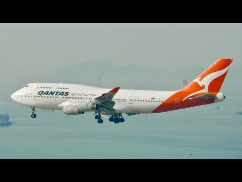 2018 Hong Kong Plane Spotting: HEAVY TRAFFIC