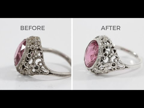 2019 ! How To Use Baking Soda To Clean Jewelry