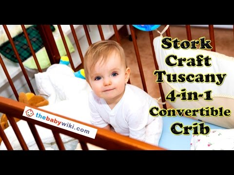 ➤➤➤ Stork Craft Tuscany 4 in 1 Convertible Crib Review [Best Review Ever] ➤➤➤