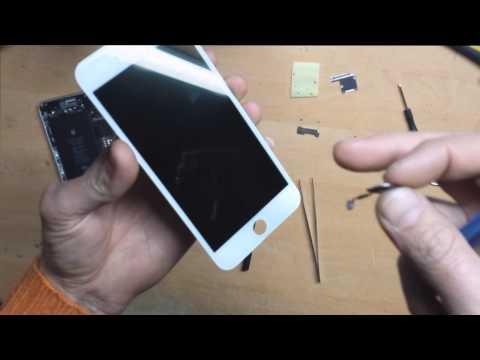 21ae6015e25 Como cambiar pantalla completa iphone 6 plus - YouTube