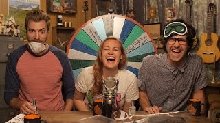 Main Episode: http://youtu.be/71n1zPdxfuQ Get the GMM Coffee Mug! http://store.dftba.com/products/good-mythical-morning-mug Get the GMM Poster plus the ...