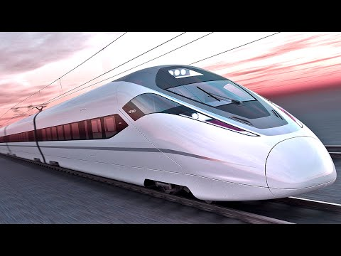 Japan's Maglev Train of Tomorrow: MEGAPROJECTS (Part 3)