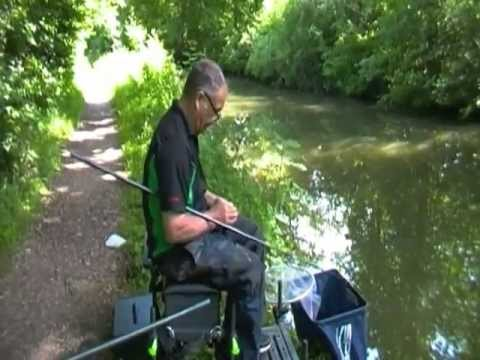 Crowthorne Angling On Basingstoke Canal