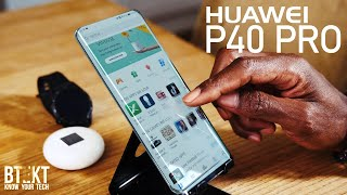 Huawei P40 Pro Cheeky Hands On