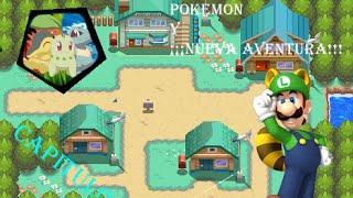 Gameplay - Pokemon: Hearth Gold - Capitulo 1 - Inicio de una magnifica aventura.