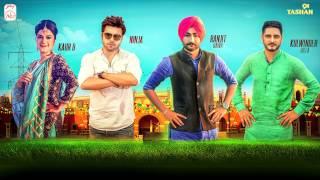 Punjab Di Beauty No 1 | Godrej No. 1 | Ninja | Ranjit Bawa | Kaur B | Kulwinder Billa | 9X Tashan