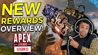 New Apex Legends Update Gives 154 FREE APEX PACKS, Raises Level Cap To 500! (Patch Overview)