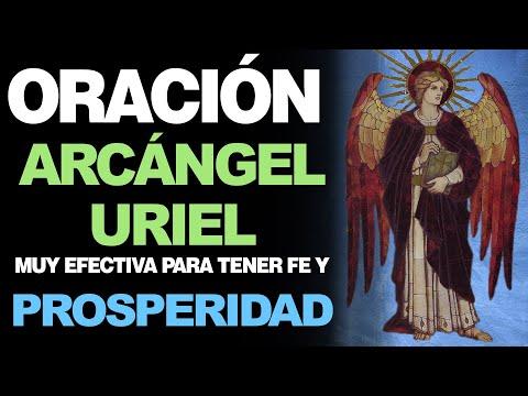 🙏 Oración al Arcángel Uriel PARA TENER PROSPERIDAD Y FE ¡Muy Efectiva! 🙇