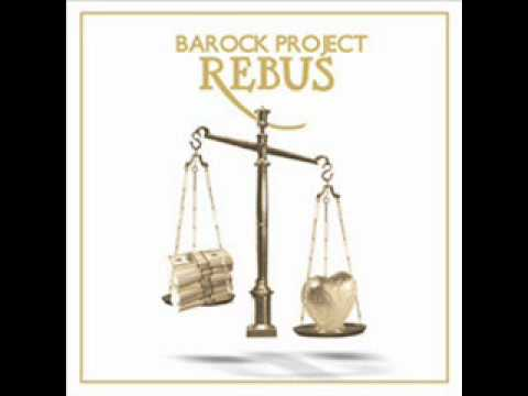 BAROCK PROJECT - Kissed By A Star  (Rebus , 2009)