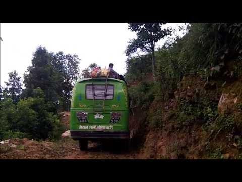 Rangkhola to Dihi Machabari Road Syangja Nepal