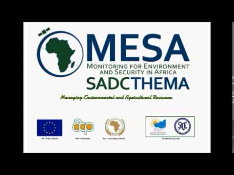 MESA SADC on DUMA FM news (Botswana radio station)