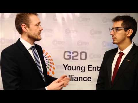 G20 YEA 2016 Summit in Beijing: Entrepreneurs, participate in the global movement!
