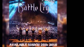 "Judas Priest new live blu-ray/DVD/CD  titled ""Battle Cry"" March 25 2016!"