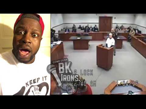 White guy calls black judge a