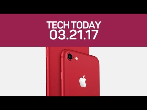 Apple launches red iPhone, cheaper iPad and Clips video editing app