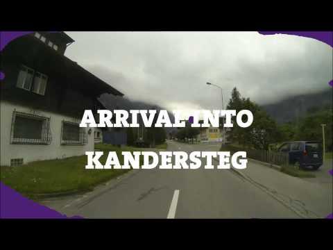 Bassetlaw District Kandersteg Adventure - Arrival