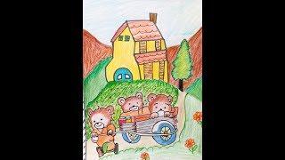 Beautiful Simple Drawings Kids 1