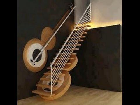 ideas para decorar tu casa escaleras originales part