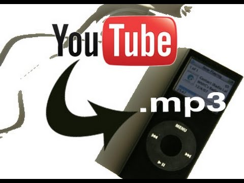 How to convert a YouTube music Video into a MP3!