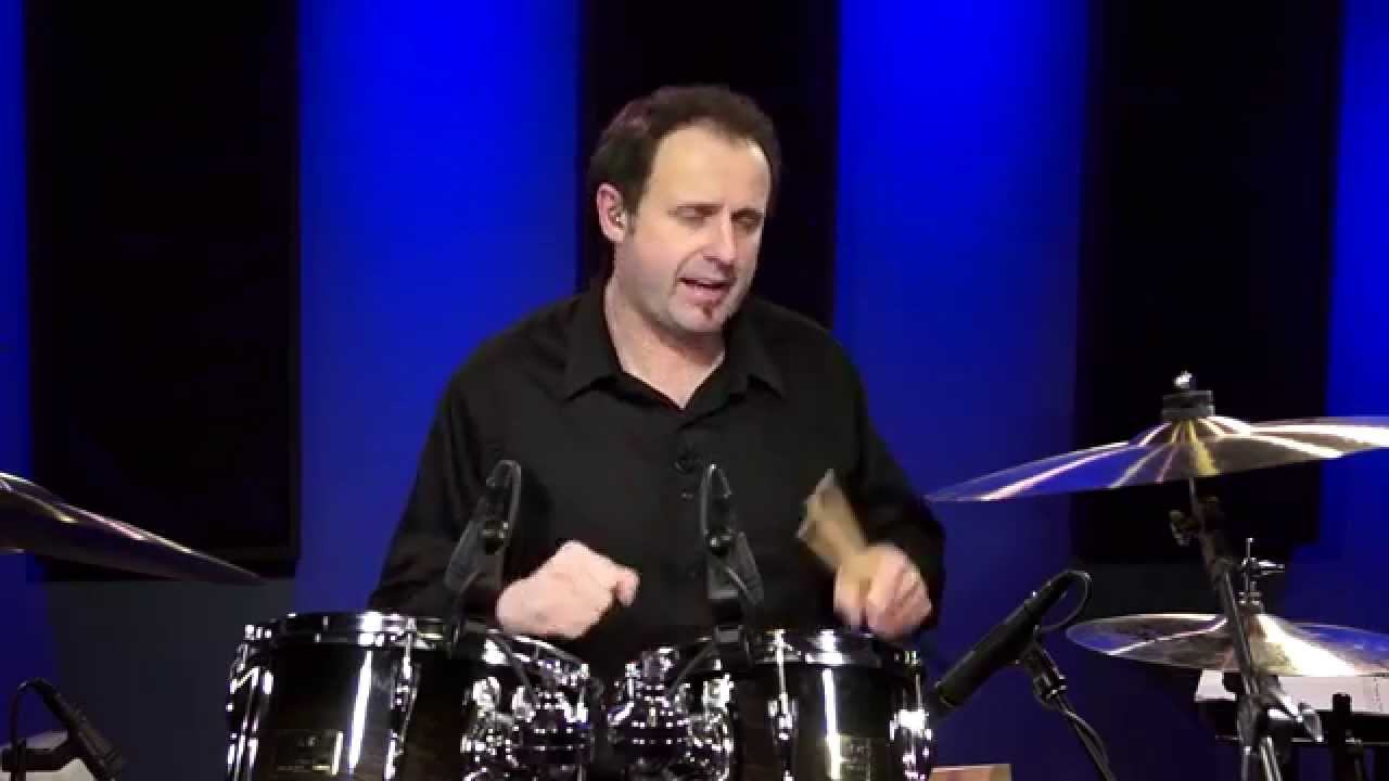 How To Play Tom Sawyer Drum Beat - Free Drum Lessons