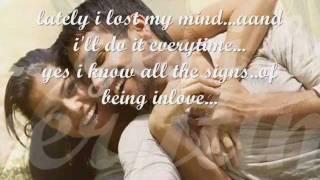 think i'm inlove again paul anka lyrics.wmv