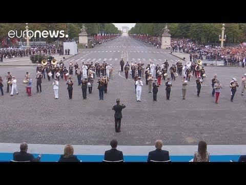 Insolite : du Daft Punk sur les Champs-Élysées pour le 14 Juillet