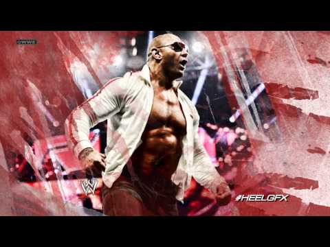 2014: Batista 4th WWE Theme Song - ''I Walk Alone'' (WWE Edit) + Download Link ᴴᴰ