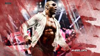 2014: Batista 4th WWE Theme Song -