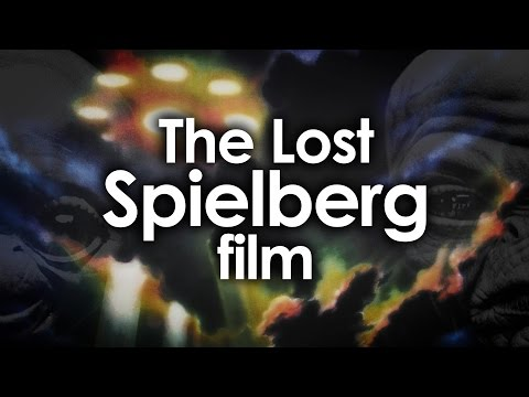 The Lost Spielberg Film