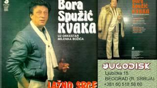 Bora Spuzic Kvaka - O kako sam pozeleo tebe - (Audio 1990)