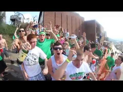 I'm Shmacked The Movie: WVU St. Patricks Day ft. Huey Mack