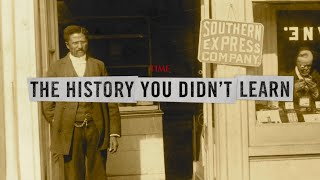 The Overlooked Stories of America's Black Wall Streets   The History You Didn't Learn   TIME