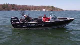 2014 Lund Sport Angler Series - Designed For Downriggers & Trolling