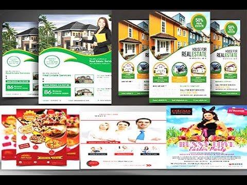 #Flyer #Design #Illustrator, | illustrator cc tutorial Bangla | Live Class #5 thumbnail