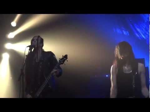 Deathstars – Death Dies Hard – Live La Laiterie STRASBOURG Le 09/03/2012