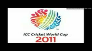 Free Download ICC Cricket World Cup Theme Song 2011   ICC Cricket World Cup 2011 Official Theme Song