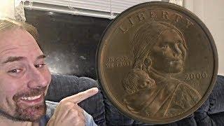 1 dollar 2000 D Sacagawea Dollar Coin _ Museum Of money