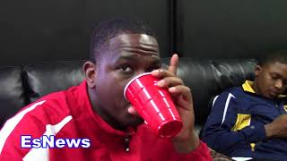 BEEF SQUASHED!!! TMT NOW LOVE CONOR MCGREGOR EsNews Boxing
