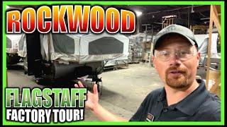 Rockwood/Flagstaff Factory Tour!! (Part 4: Popups)