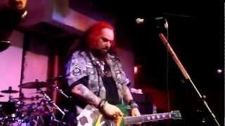 Soulfly - Back To The Primitive @ The Korova - San Antonio, TX