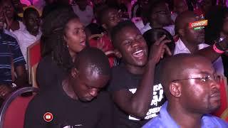 Alex Muhangi Comedy Store Feb 2019 - Weasel
