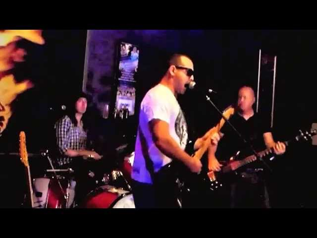 Corey Harris Trio Airlie Beach Music Festival Highlights 2014