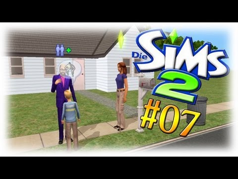 Let's Play - Die Sims 2 #07 - CHEATER