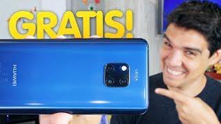 Huawei MATE 20 PRO ¡¡GRATIS!!