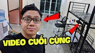 VIDEO CUỐI CÙNG TẠI ĐÂY... (Sơn Đù Vlog)