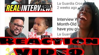 What Have You Given Me? LaGuardia Cross | Reaction Video