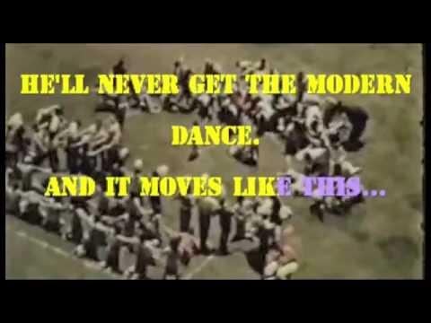 KARAOKE CODEX || THE MODERN DANCE DANCE REVOLUTION || Pere Ubu / Ziensgholt